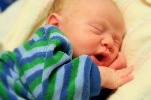 Corrigan sleeping