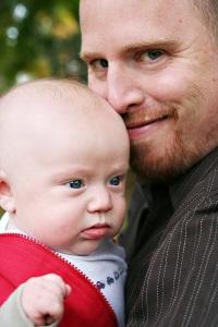 Daddy and cor blog2