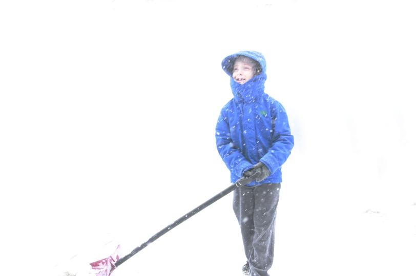 corrigan snow shovel 2016